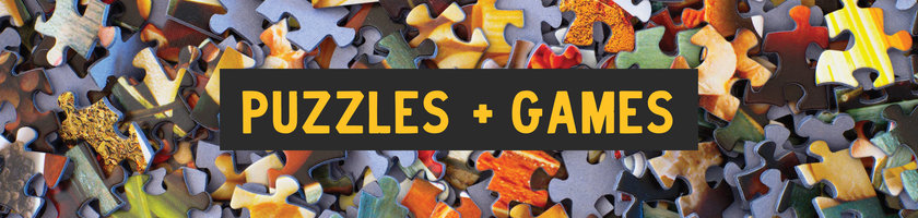 ○Puzzles|Games