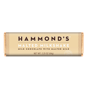 Hammond's Candy | Chocolate Bar | Malted Milkshake