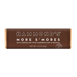 Hammond's Candy | Chocolate Bar | S'mores