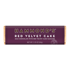 Hammond's Candy | Chocolate Bar | Red Velvet Cake