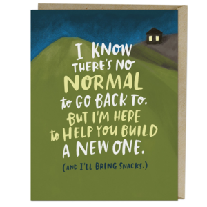 Emily McDowell Card | Empathy New Normal