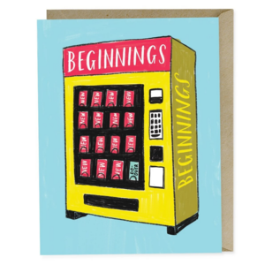 Emily McDowell Card | New Beginnings