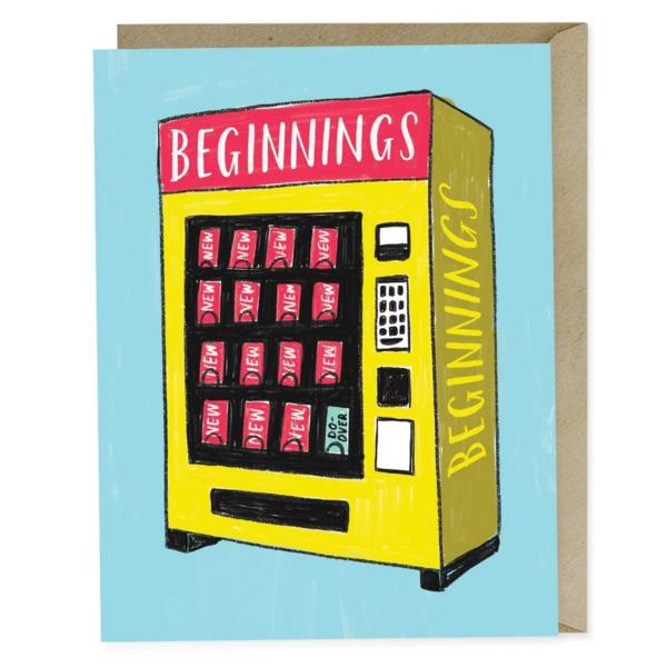 Emily McDowell Card | New Beginnings