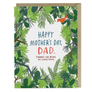 Emily McDowell Card | Mothers Day Dad