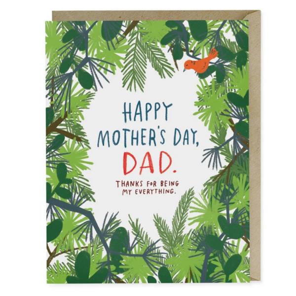 Emily McDowell Card | Mother's Day Dad