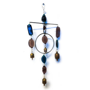 Moksha Imports Mobile Chime | Through the Mist