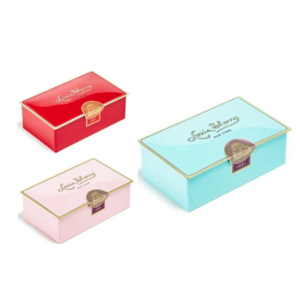 The Louis Sherry Company Chocolate Tin | 2 Chocolates