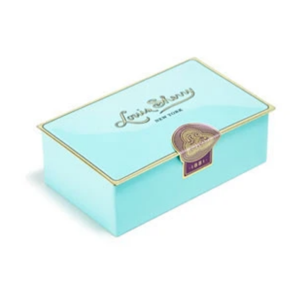 The Louis Sherry Company Candy | Chocolate Tin | 2-Piece