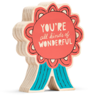 Wood Sign | Small | All Kinds of Wonderful