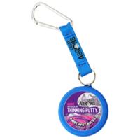 Crazy Aaron's Puttyworld Putty | Bag Clip | Mini Tin