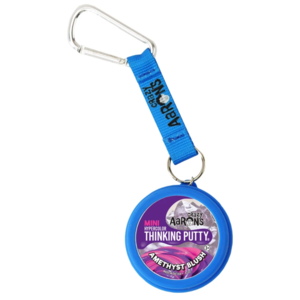 Crazy Aaron's Puttyworld Putty | Bag Clip | Mini Tin