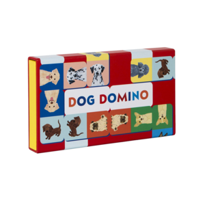 Chronicle Books Game | Dog Domino