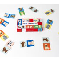 Chronicle Books Game | Dog Domino