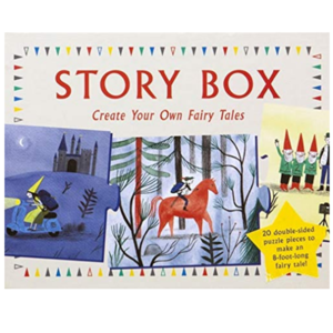 Puzzle Story Box | Fairy Tales