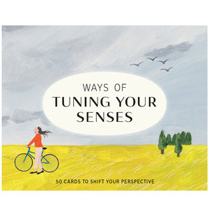 Chronicle Books Card Set | Ways of Tuning Your Senses