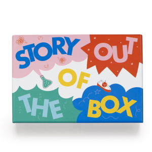 Chronicle Books Card Set | Story Out Of The Box