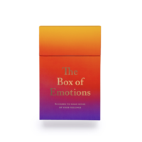 Chronicle Books Card Set | Box Of Emotions