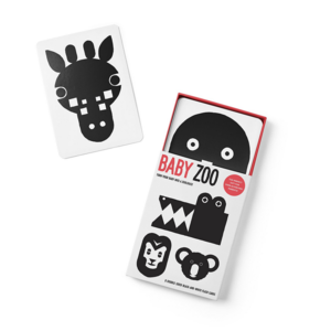 Chronicle Books Flash Cards | Baby Zoo