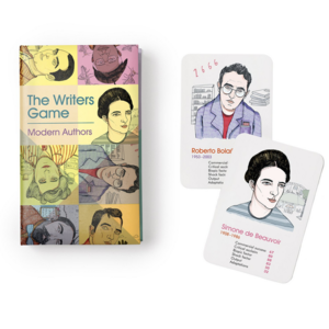 Chronicle Books Card Set | The Writer's Game