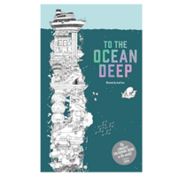 Chronicle Books Coloring Book | To The Ocean Deep