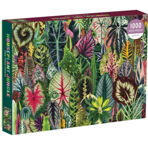 Chronicle Books Puzzle   1000pc   Houseplant Jungle