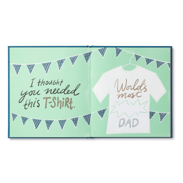 Book | Dad I Wrote A Book About You