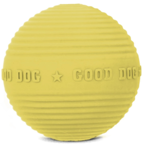 Harry Barker Dog Toy | Rubber Ball