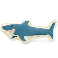 Harry Barker Dog Toy | Canvas Shark | Large