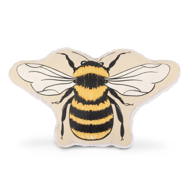 Harry Barker Dog Toy  |Canvas Honey Bee