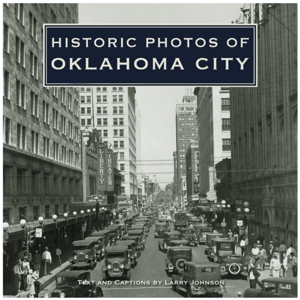 Book | Historic Photos Of Oklahoma City