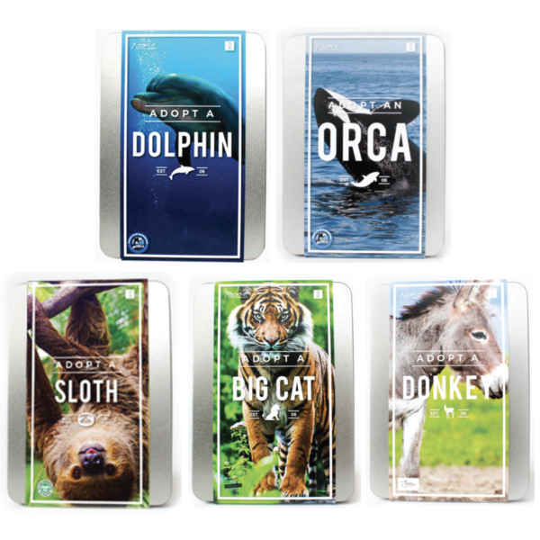 Gift Republic Kit | Adopt A Animal