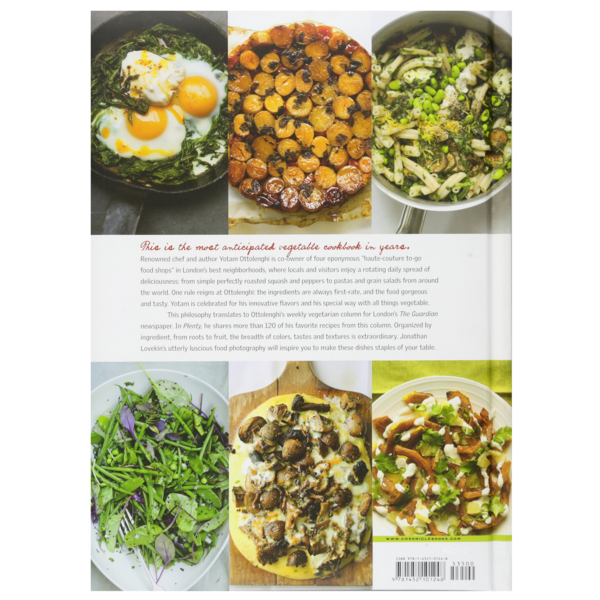 Chronicle Books Book | Plenty Cookbook