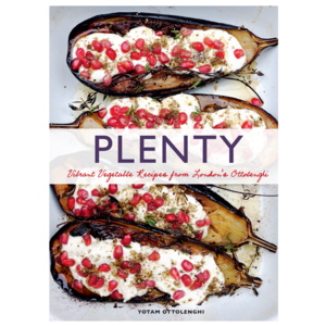 Book | Plenty Cookbook