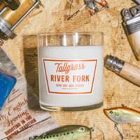 Tallgrass Supply Co Candle | Tallgrass