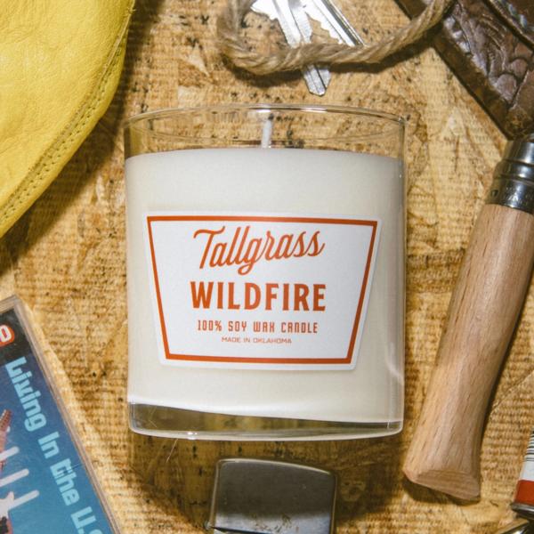 Tallgrass Supply Co Candle | Tallgrass