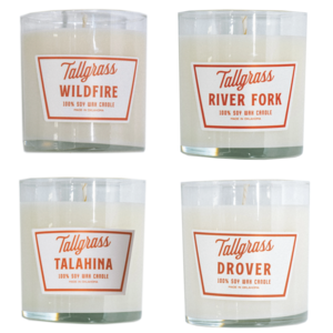 Tallgrass Supply Co Candle   Tallgrass