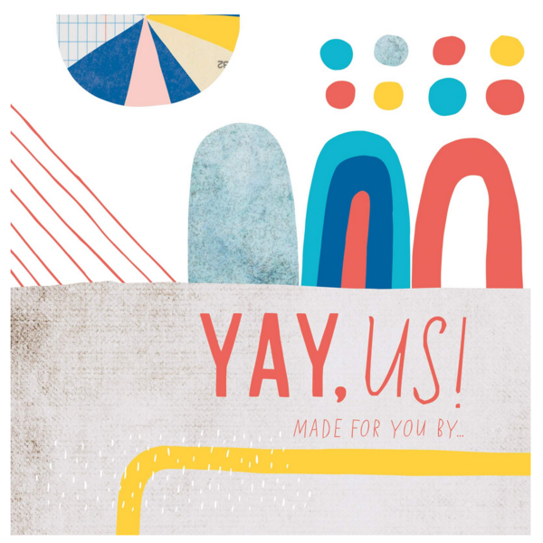 Book | Yay Us!