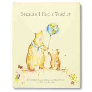 Compendium Book   Because I Had A Teacher