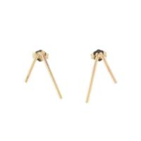 Lotus Jewelry Studio Earrings | Pulse | Gold