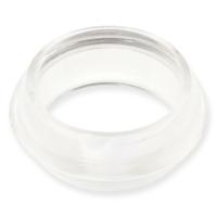 Bracelet | Lucite | Clear