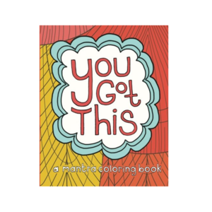 Free Period Press Coloring Book | You Got This