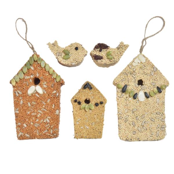 Mr. Bird Bird Seed Trio