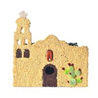 Mr. Bird Bird Seed House | San Diego Mission