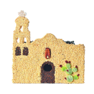 Mr. Bird Bird Seed House | San Diego Mission