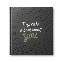 Compendium Book | I Wrote A Book About You