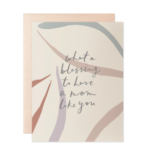 Our Heiday Card | Blessing Mom Like You