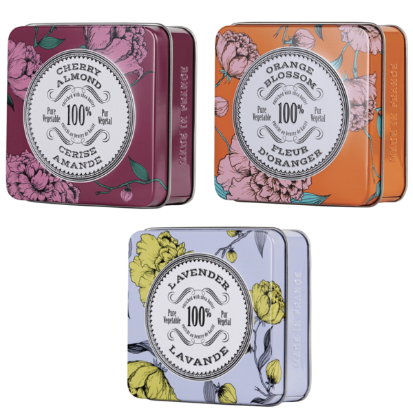 Ton Savon/La Chatelaine Soap | Travel Tin