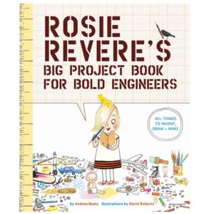 Book | Big Project | Rosie Revere's Engineers