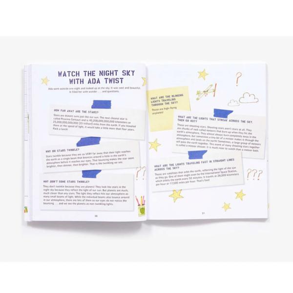 Book | Big Project | Ada Twist's Scientists