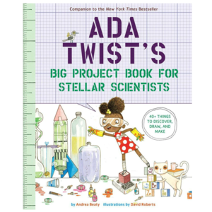 Book | Big Project | Ada Twist's Scientists